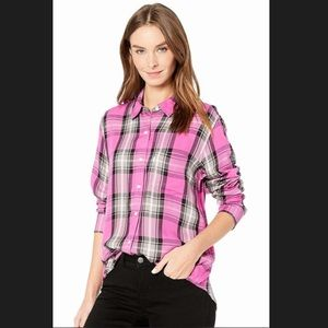🆕 Levi's Women Boyfriend Shirt